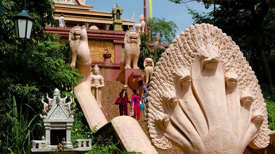 Wat Phnom-phnom penh3