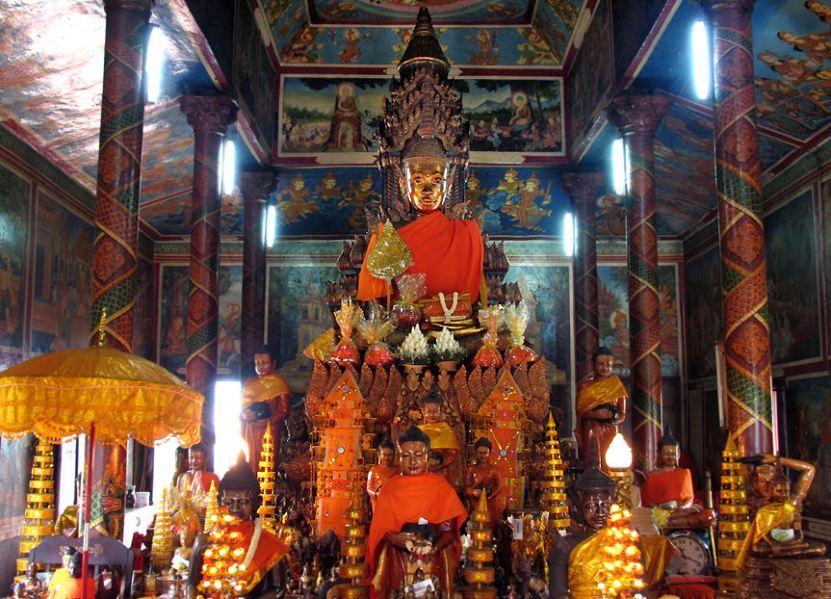 Wat Preah Morakat-phnom penh (2)