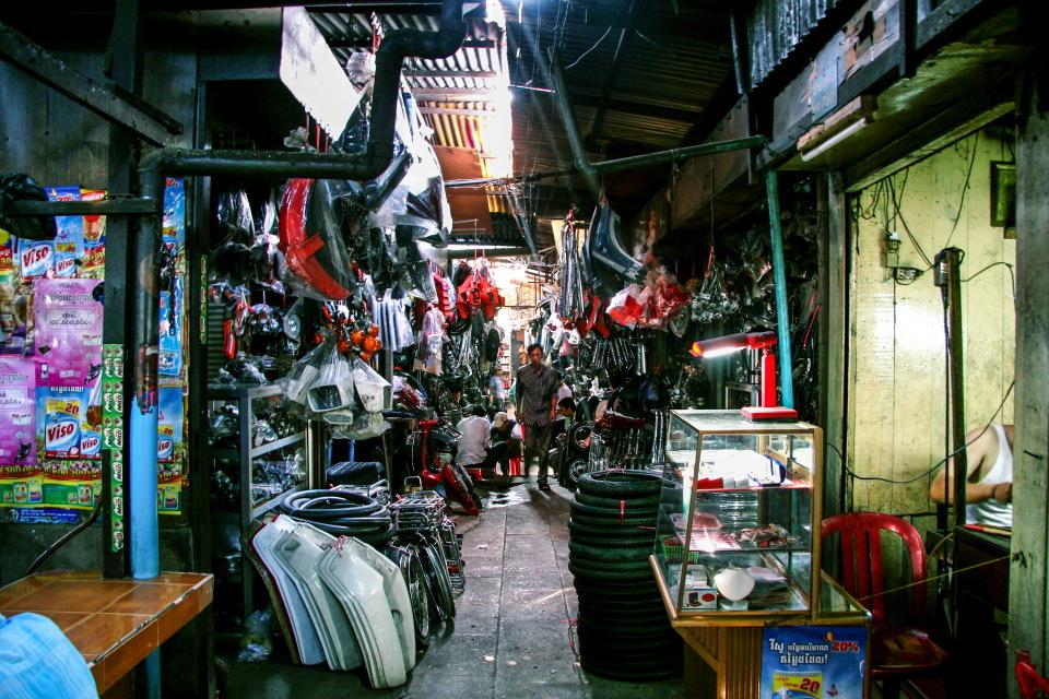 Russian-Market-Phnom-Penh-Cambodia1 phnom penh travel blog phnom penh travel guide phnom penh blog 2018