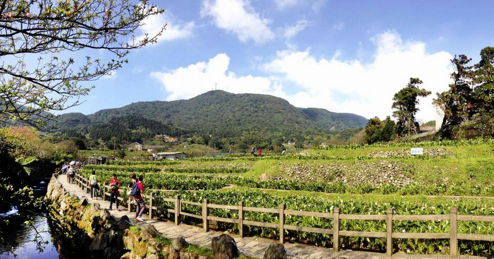 Yangmingshan National Park (Yang Ming Shan Mountain)
