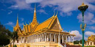 Cambodia-Phnom-Penh-Royal-Palace