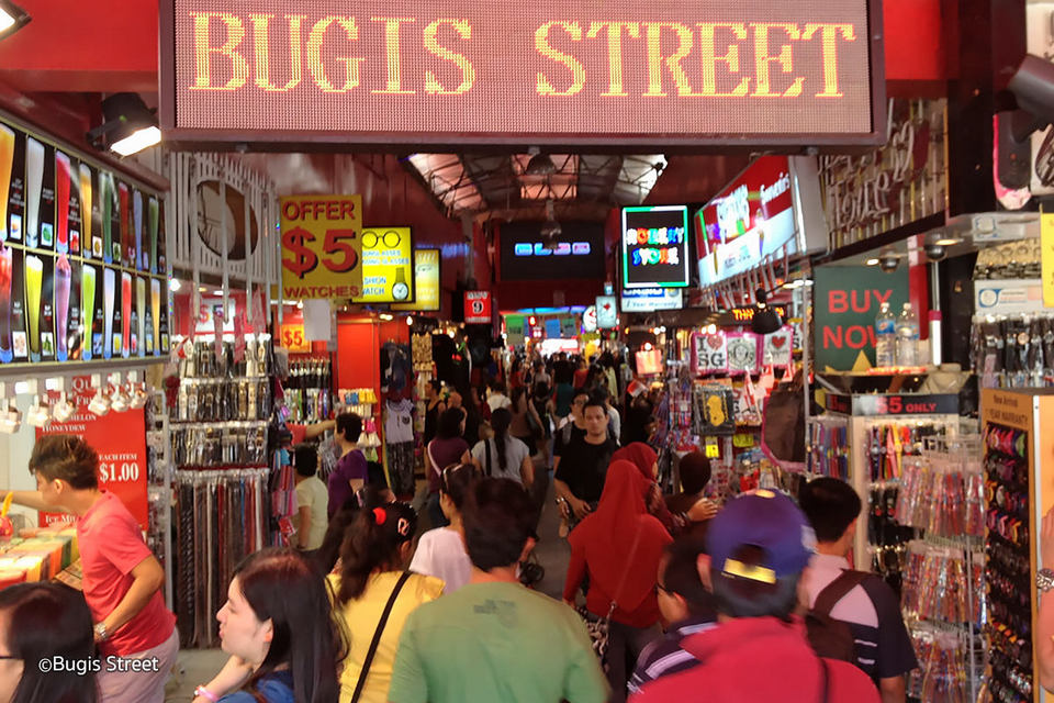 Burgis Market
