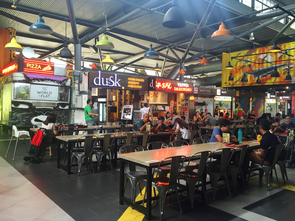 Eateries in Singapore how to save money travelling in singapore singapore budget travel tips is singapore expensive to holiday