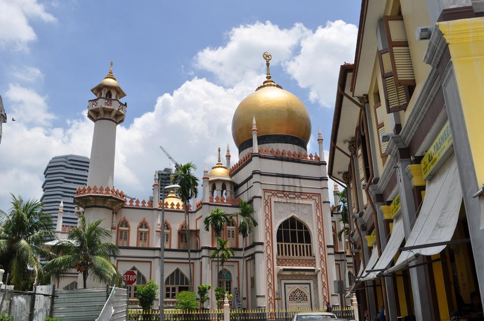 Sultan Mosque Bugis and Kampong Glam Singapore kampong glam places of interest, bugis and kampong glam singapore
