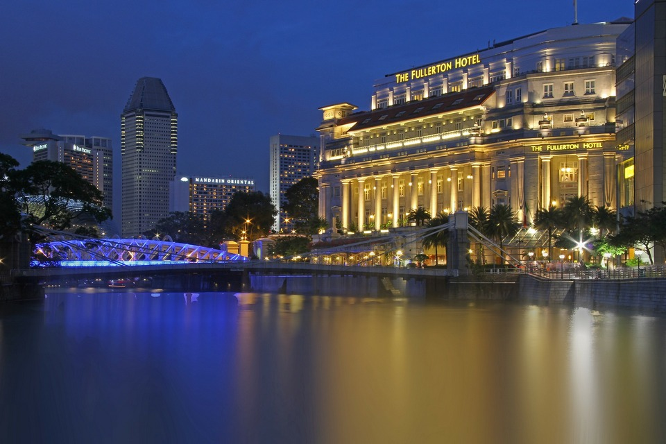 The Fullerton hotel, Singapore how to save money travelling in singapore singapore budget travel tips is singapore expensive to holiday