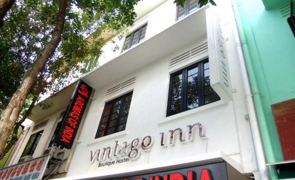 Vintage Inn Singapore