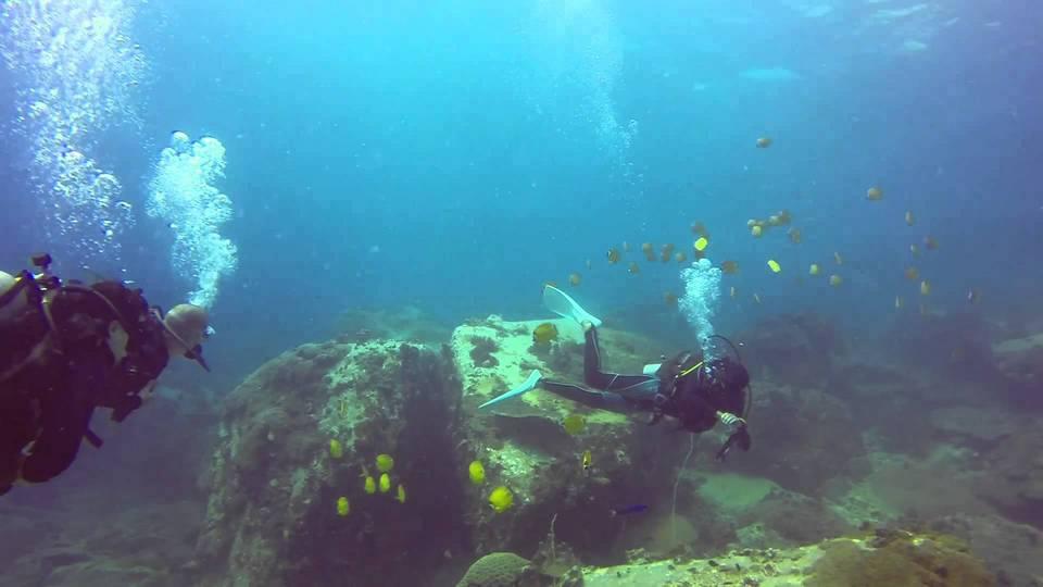 Scuba Diving In Sai Kung