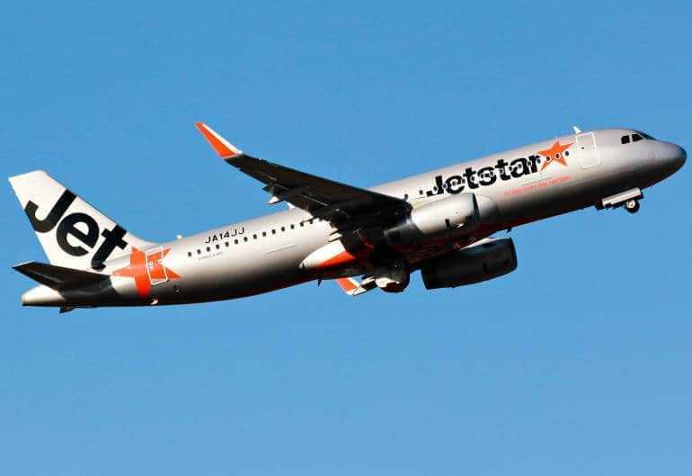 Jestar airline tokyo to kyoto flight