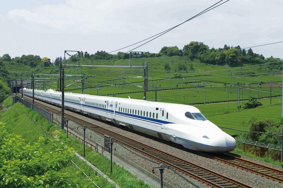 Travel on the Shinkansen (bullet train) for cheap