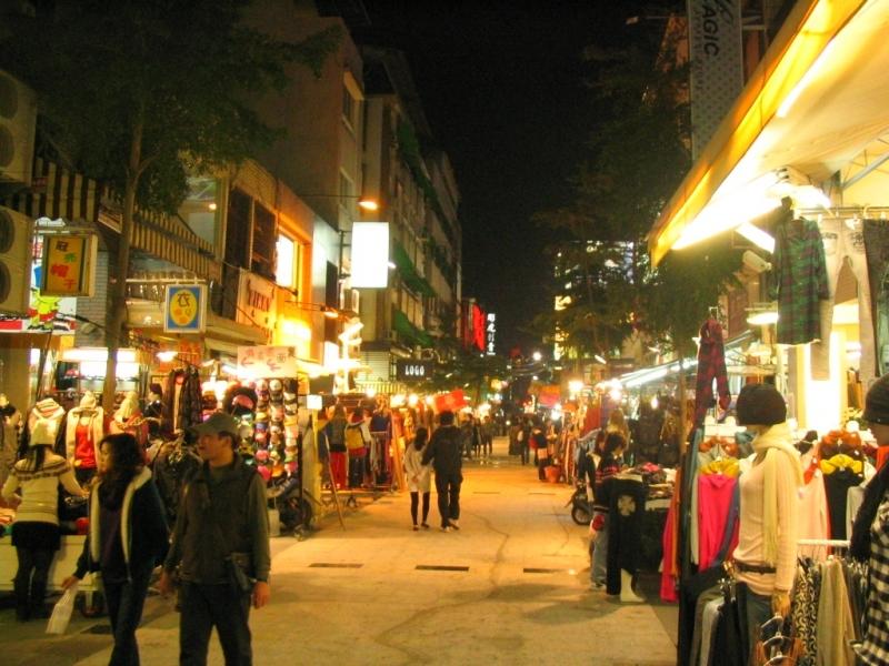 Xin Jue Jiang Night Market, Kaohsiung