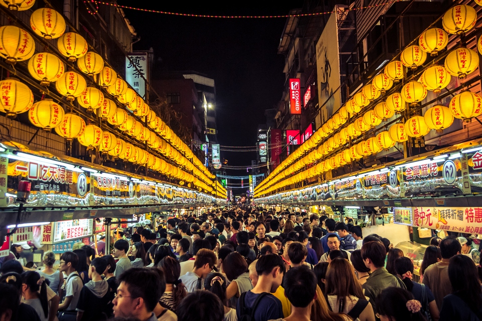 Kaohsiung night market