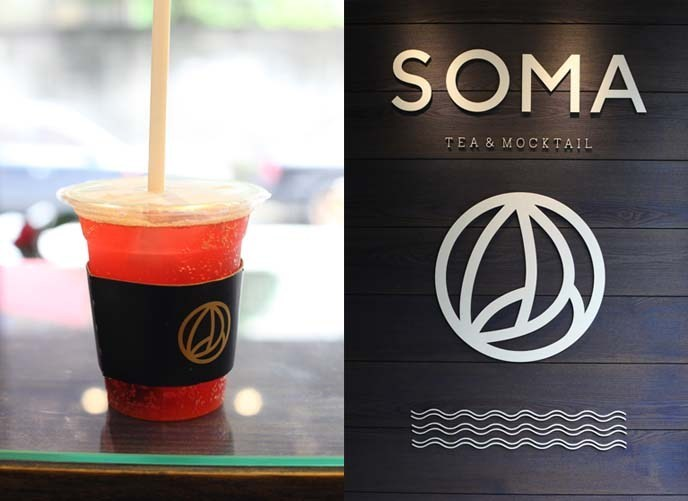 Soma tea Picture: zhongxiao dunhua food blog.