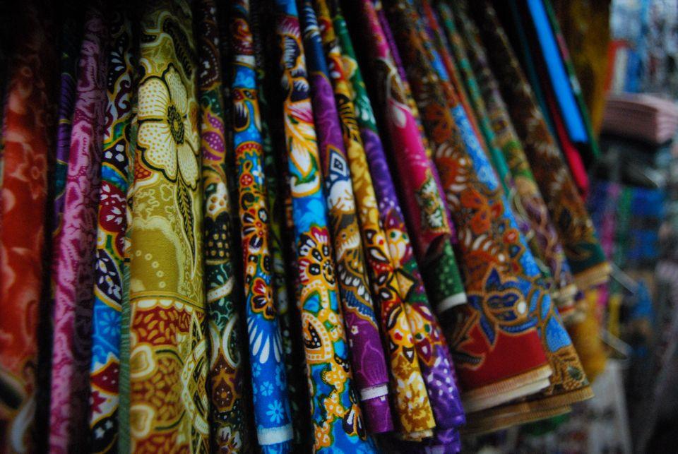 Ba-ba-ba-batik at Russian Market!