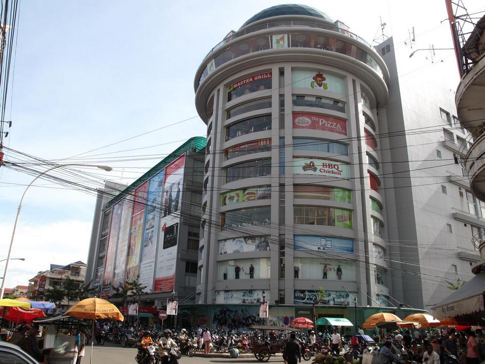 Golden Sorya Nightlife Mall Phnom Penh Cambodia 24d
