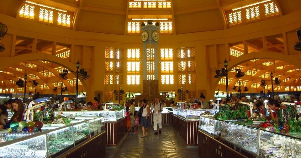 Inside The Central Market