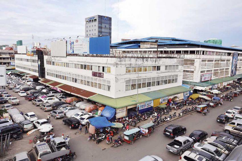 Olympic Market - Phnom Penh