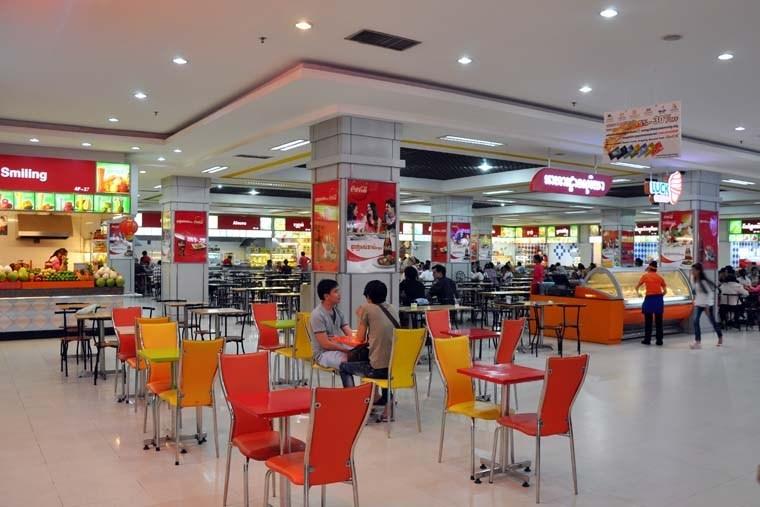 Sorya Shopping Center - Phnom Penh