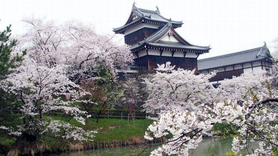 Koriyama Castle Park