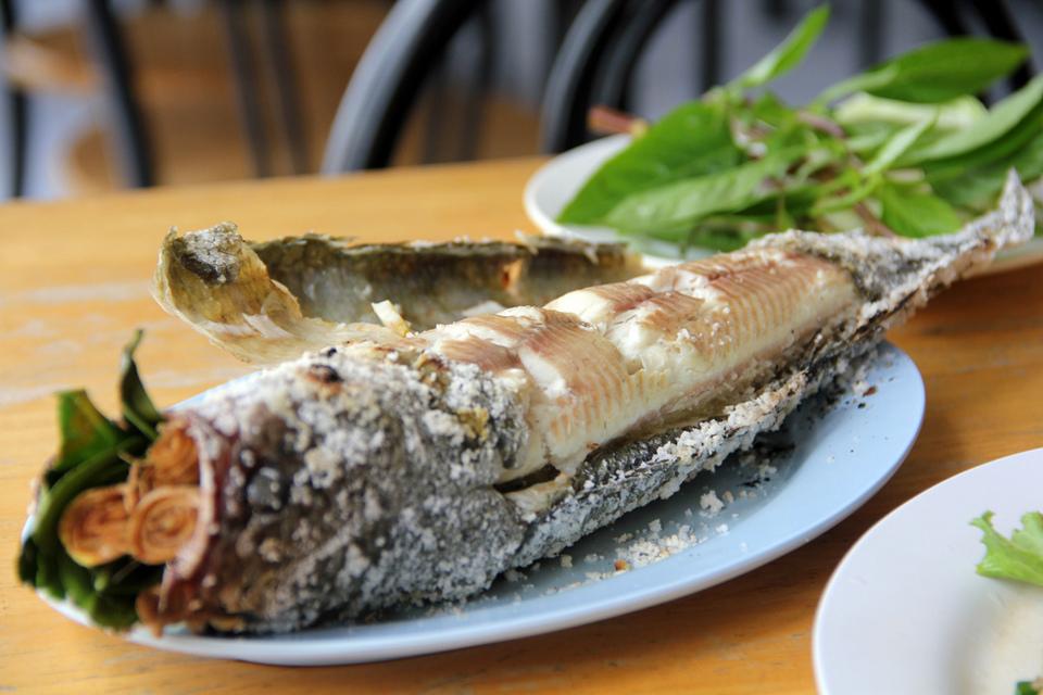PLA PAO (ปลาเผา)
