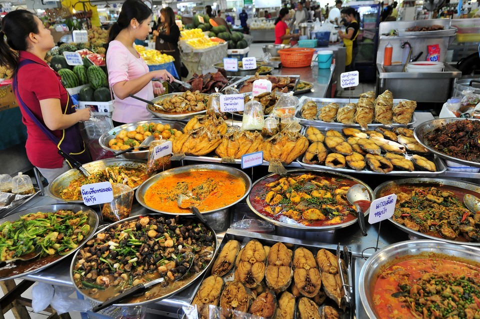 Ratchawat market best places to eat in bangkok where to eat in bangkok top places to eat in bangkok