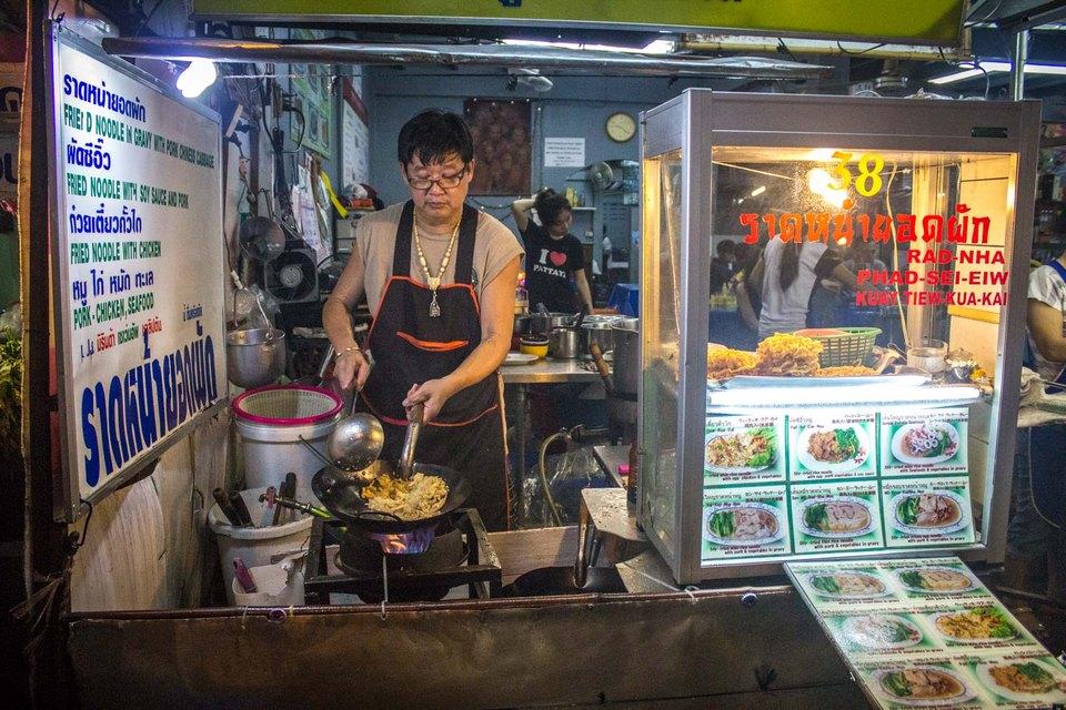 Street food in Sukhumvit