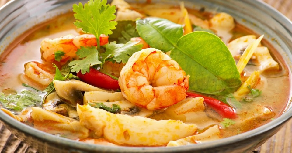 Tom Yum Goong Nam Khon best places to eat in bangkok where to eat in bangkok top places to eat in bangkok