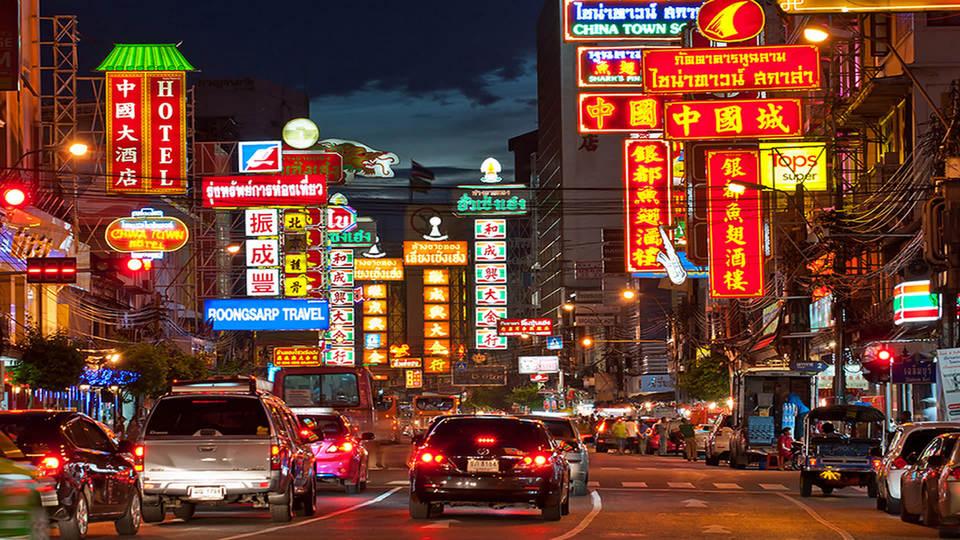 Yaowarat (Chinatown)