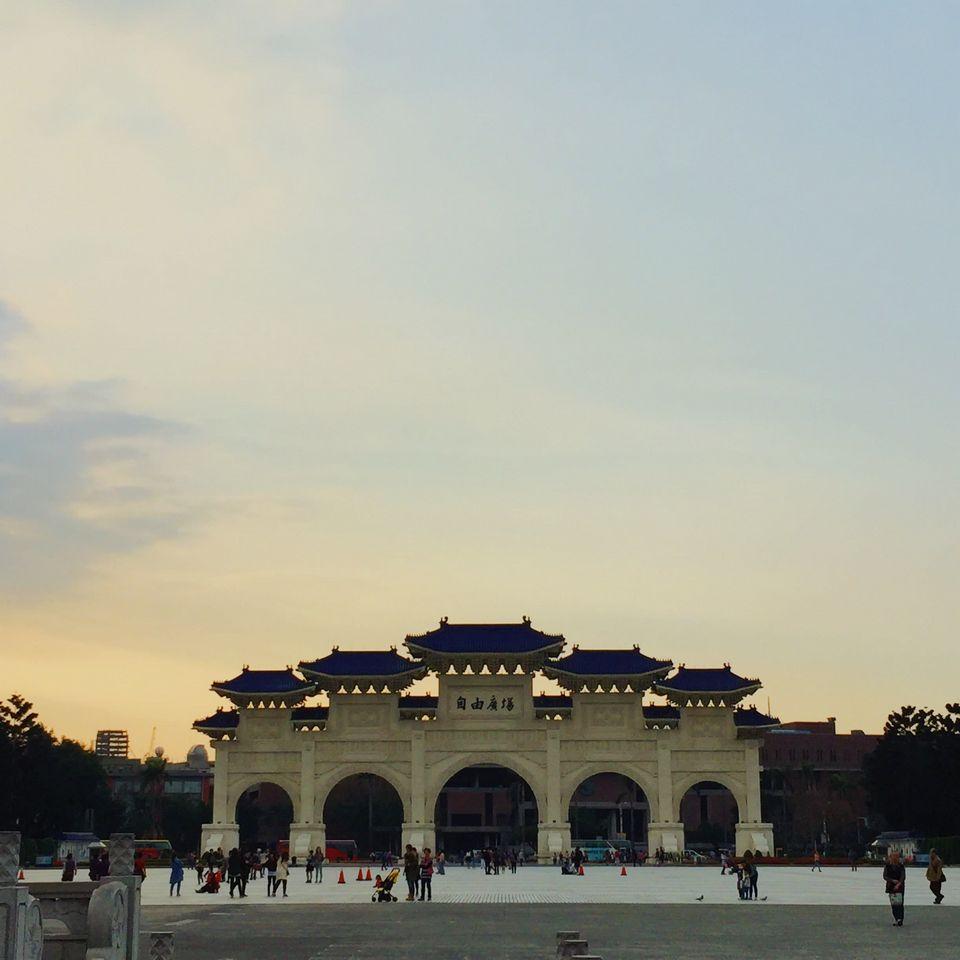 Chiang Kai-shek Memorial Hall-taipei