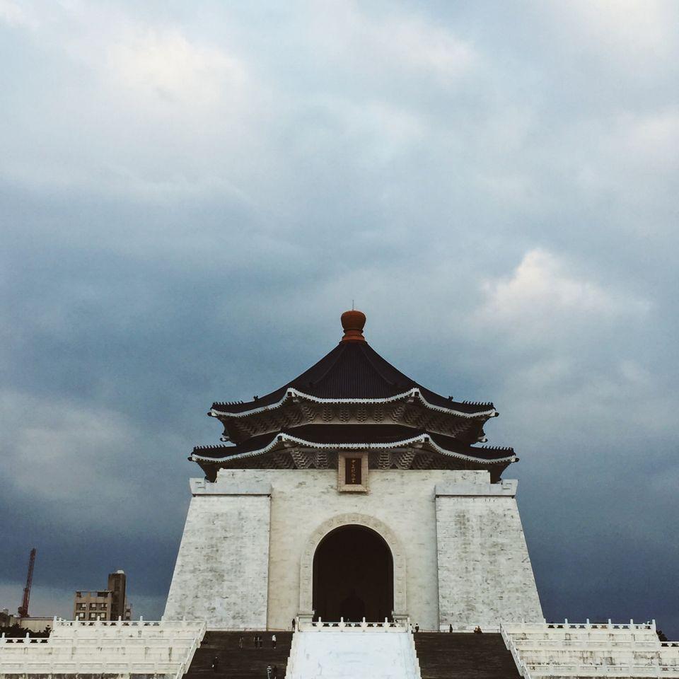 Chiang Kai-shek Memorial Hall-taipei1