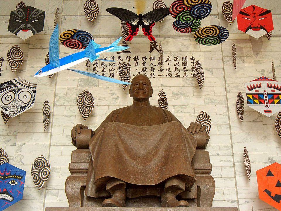 Chiang Kai-shek Memorial Hall-taipei4