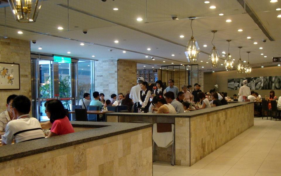Din Tai Fung restaurant -taipei3