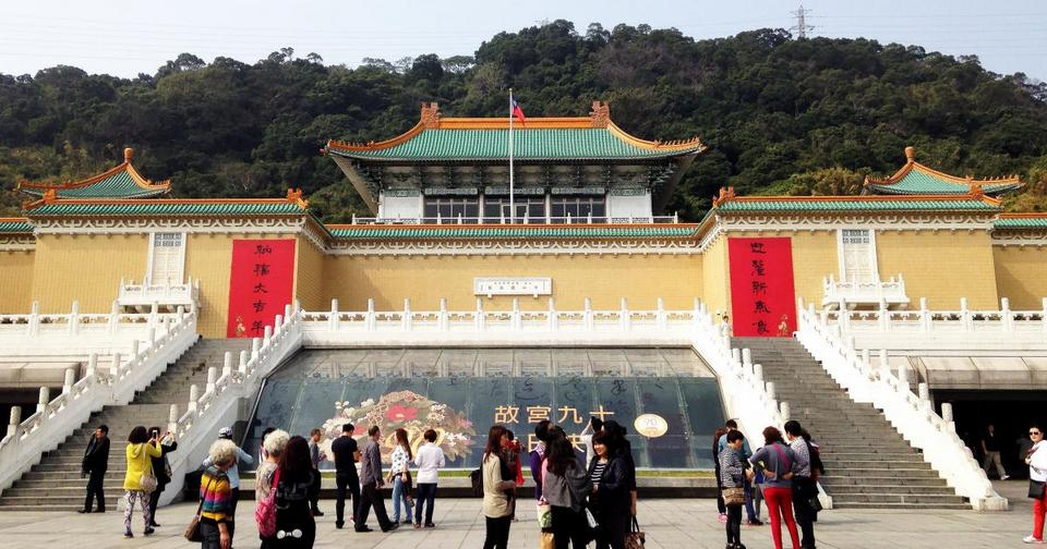 National Palace Museum-taipei2 Picture: Taiwan blog.