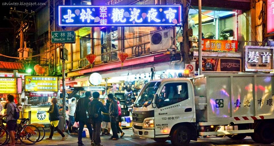 Shilin-night market-taipei4 Image credit: best things to do in taipei blog.