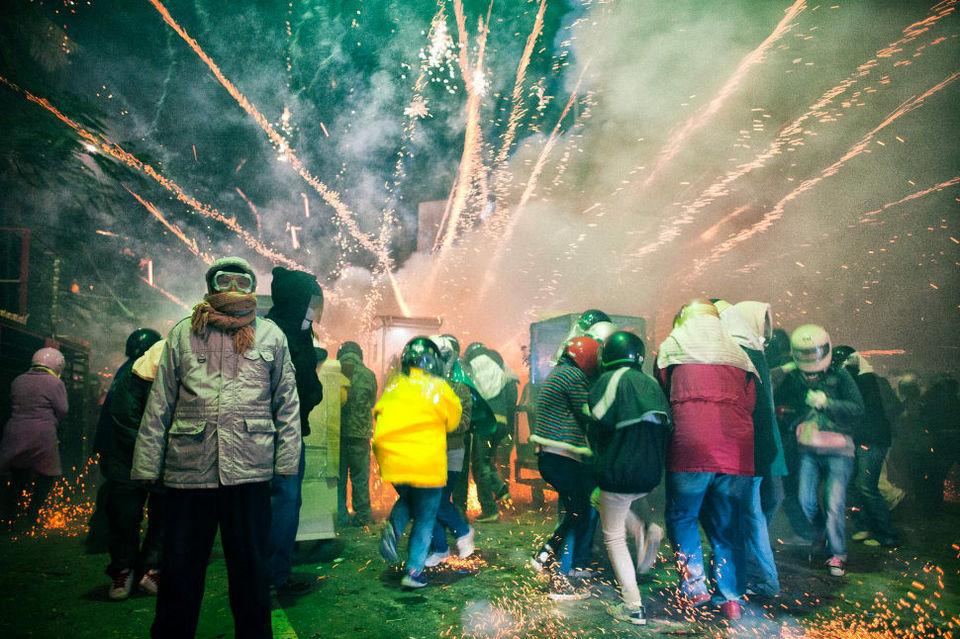 Check-in at Tainan Yanshui Beehive Firecrackers Festival taiwan lantern festival 2018 taiwan lantern festival 2018 dates lantern festival taiwan 2018 dates