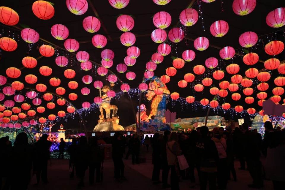 Light up your Life at the Pingxi Sky Lantern Festival