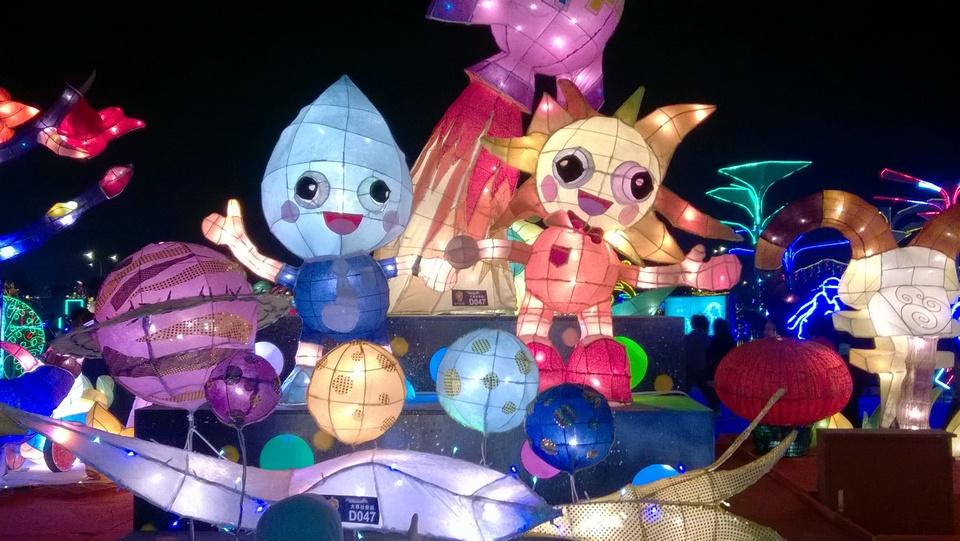 Taichung Lantern Festival taiwan lantern festival 2018 taiwan lantern festival 2018 dates lantern festival taiwan 2018 dates
