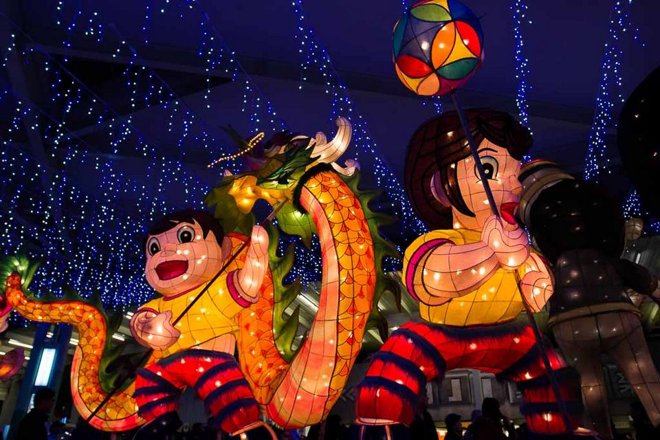 Taipei Lantern Festival taiwan lantern festival 2018 taiwan lantern festival 2018 dates lantern festival taiwan 2018 dates