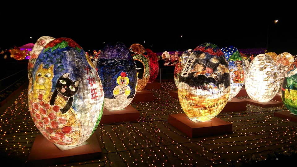 Taiwan Lantern Festival in Chiayi taiwan lantern festival 2018 taiwan lantern festival 2018 dates lantern festival taiwan 2018 dates