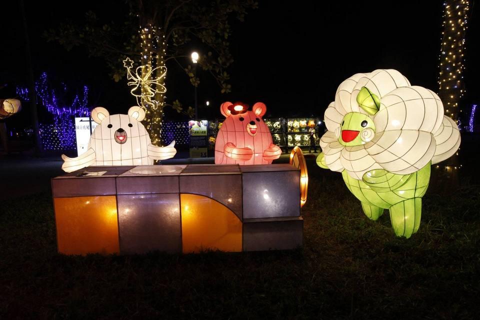 Taiwan Lantern Festival in Chiayi Photo 2018 taiwan lantern festival blog