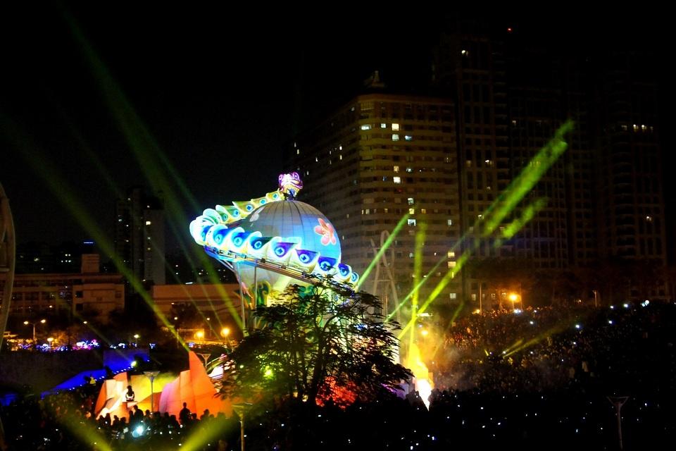 Wen-Hsin Forest Park, Taichung taiwan lantern festival 2018 taiwan lantern festival 2018 dates lantern festival taiwan 2018 dates