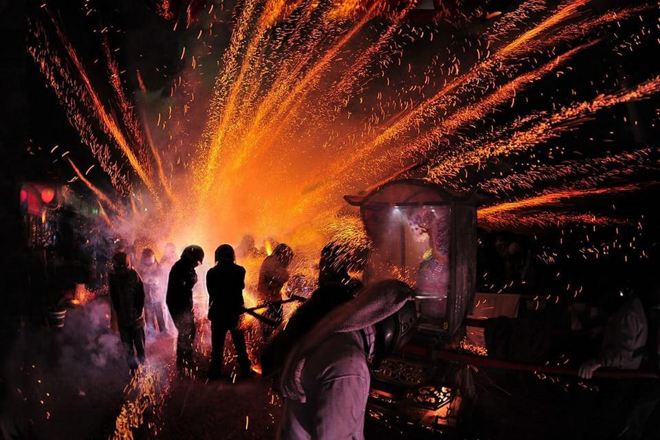 Yenshui Fireworks