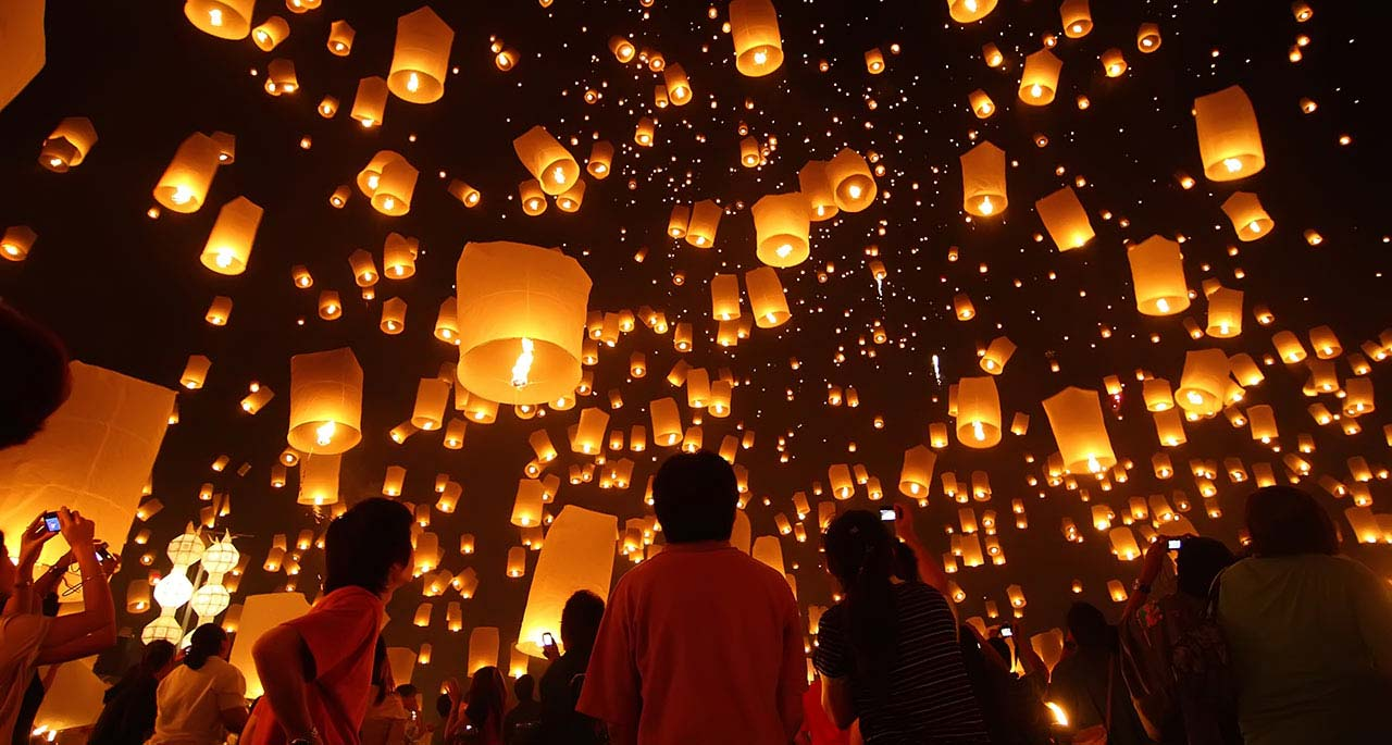 taiwan lantern festival 2018