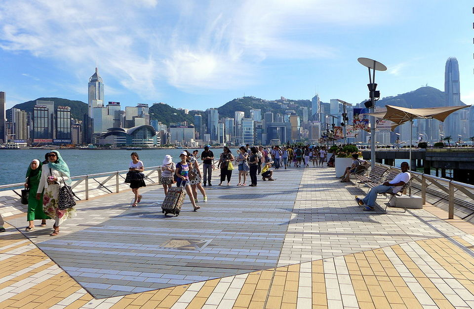 Avenue of Stars-hongkong Kowloon itinerary things to do in kowloon one day in kowloon