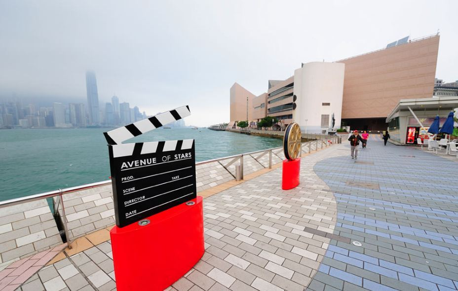 Avenue of Stars-hongkong1
