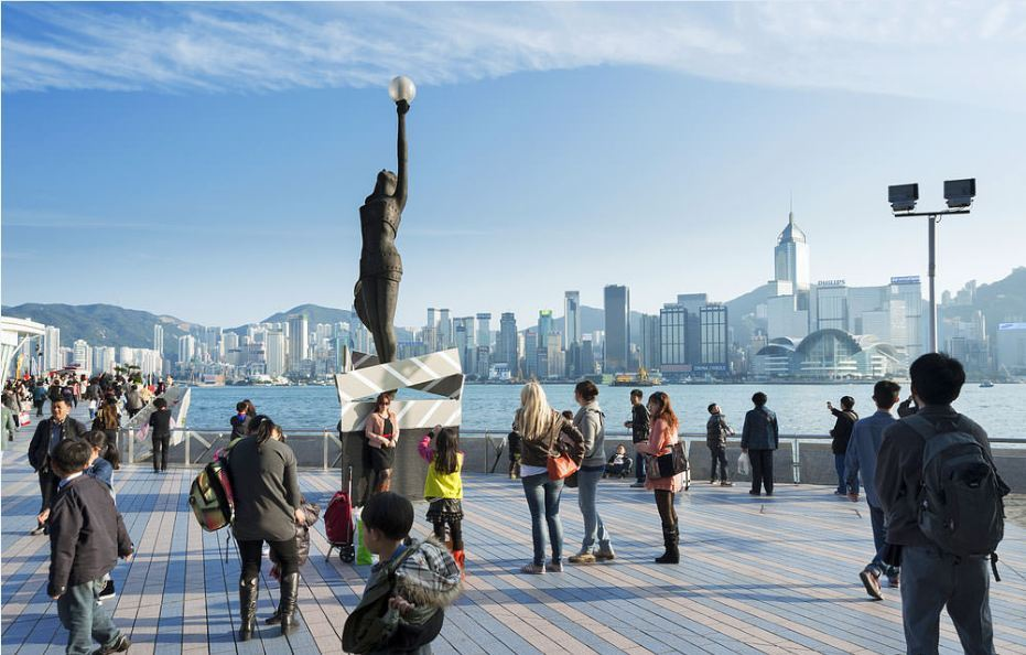 Avenue of Stars-hongkong2 Kowloon itinerary things to do in kowloon one day in kowloon