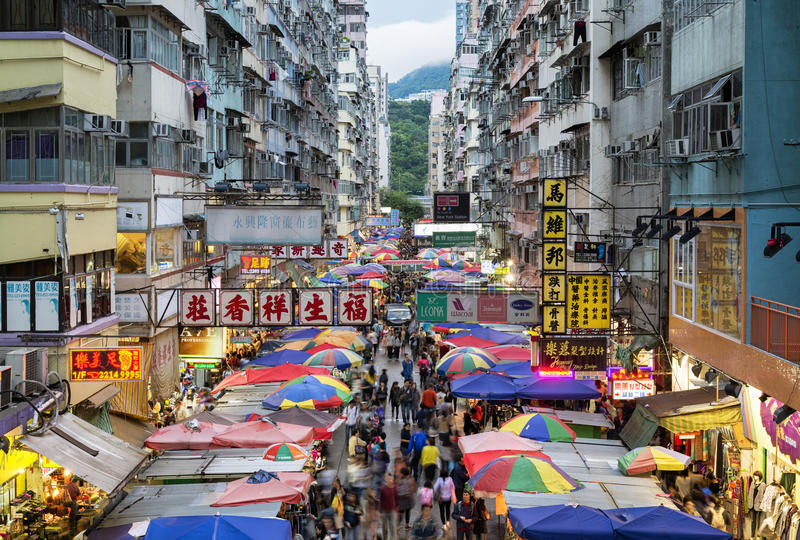 Fa Yuan Market-hongkong