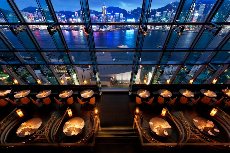 Rooftop Bar Ozone-kowloon peninsula-hongkong