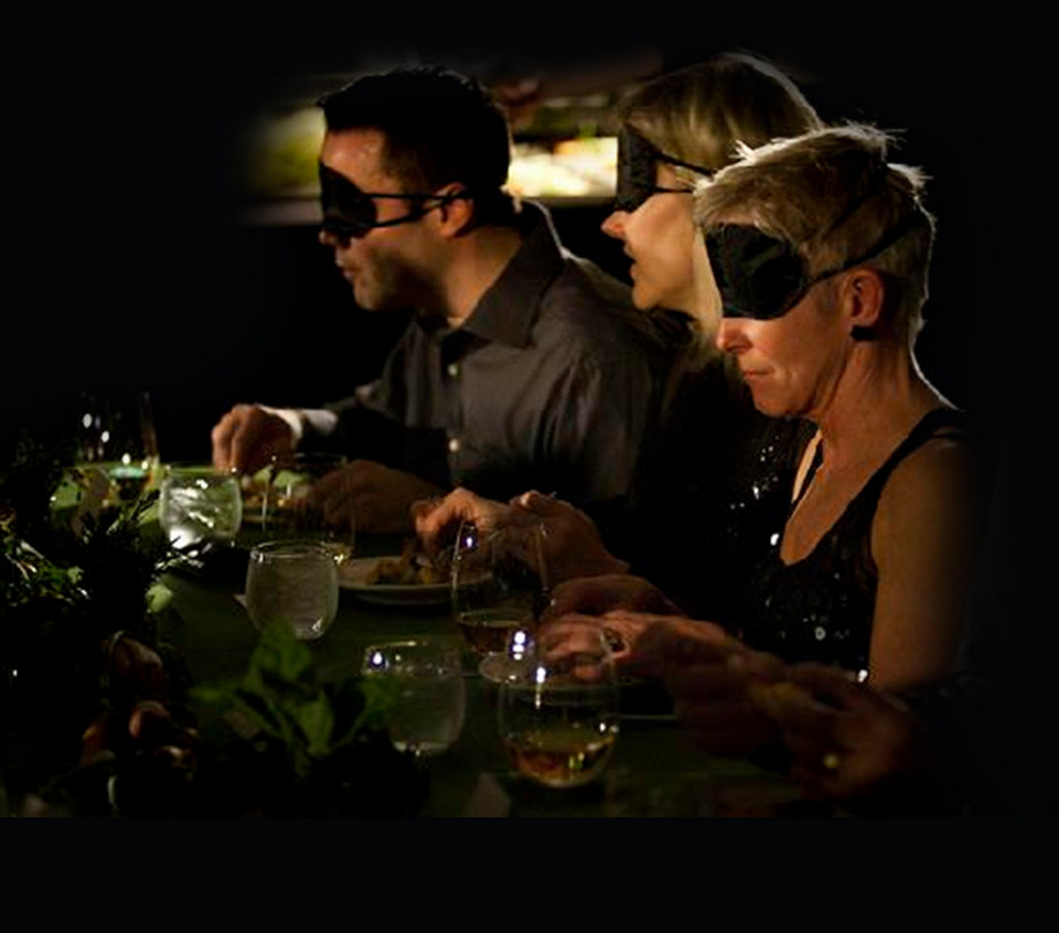 Dine in the Dark - Living + Nomads – Travel tips, Guides, News & Information!