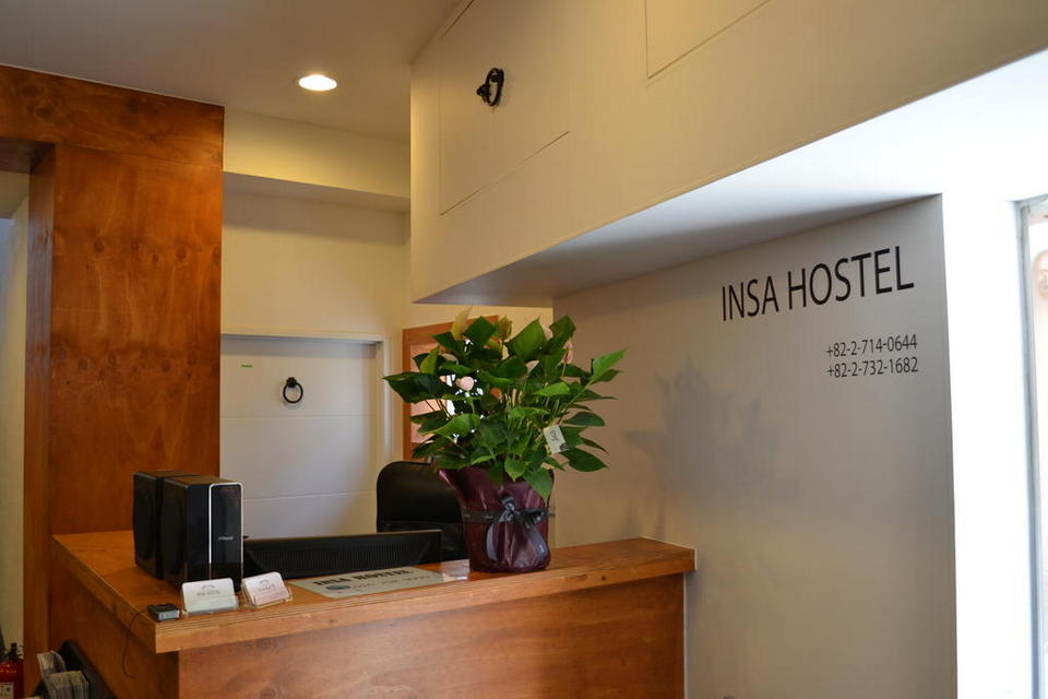 Insadong Hostel-seoul-korea Image credit: budget hotel in seoul blog.
