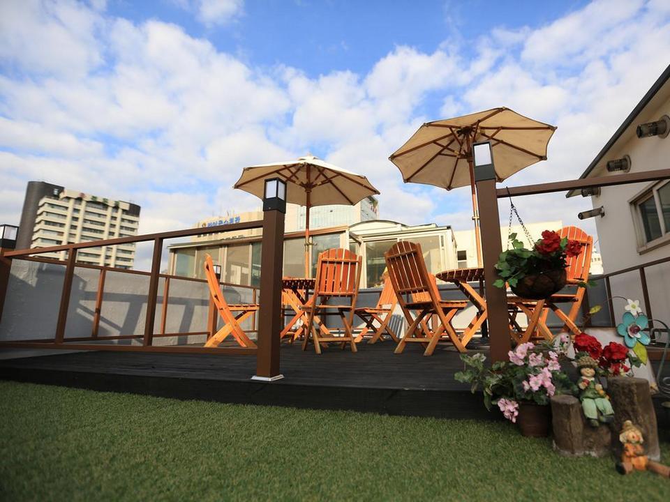 K-Guesthouse Insadong-seoul-korea3 Image credit: budget hotel in seoul blog.